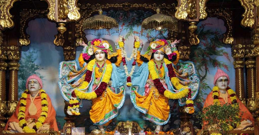 ISKCON Delhi Deity Darshan 17 Dec 2015 (5)