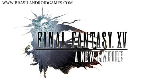 Final Fantasy XV: A New Empire Imagem do Jogo