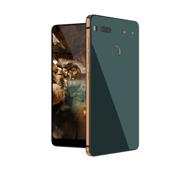 """Co-founder of Android releases New Device - """"The Essential Phone"""" 1"""