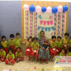 Baby Visit at Witty World Chikoowadi for Nursery Morning Section on 23rd August 2017.