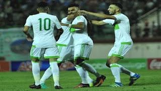 CAN-2017/Qualifications : l'Algérie termine meilleure attaque, Soudani meilleur buteur