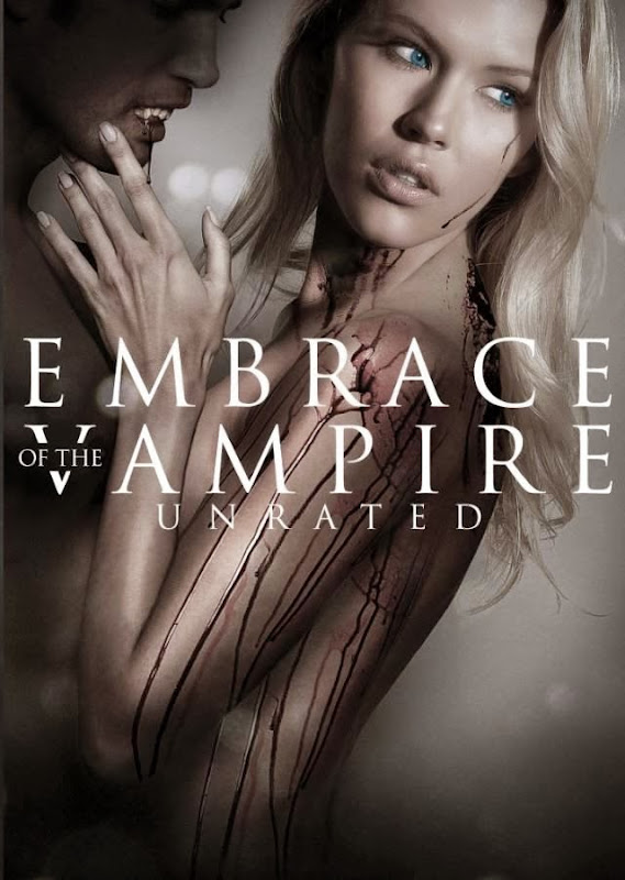 Poster Of English Movie Embrace of the Vampire (2013) Free Download Full New Hollywood Movie Watch Online At Alldownloads4u.Com