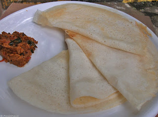 Dosa Recipe (Sada Plain Dosa)