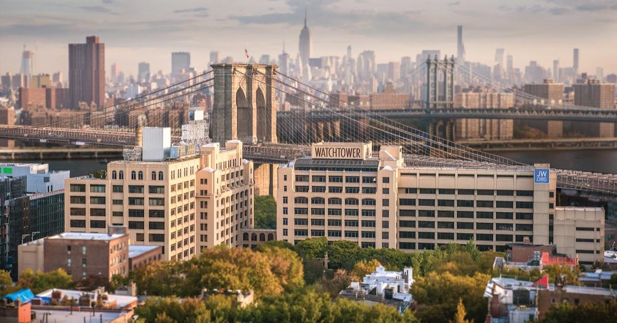 Watchtower New York Building