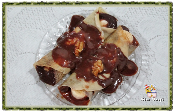 Panqueca de chocolate 1
