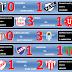 Formativas - Fecha 2 - Clausura 2011 - Resultados