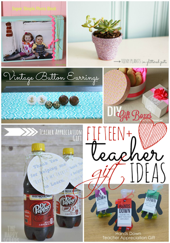 Over 15 teacher gift ideas at gingersnapcrafts.com #teachergift_thumb[1]