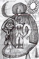 Maitland. Graffiti Drawing. (GR94). www.maitland-gallery.co.uk