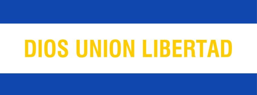 Bandera de El Salvador para portada de Facebook