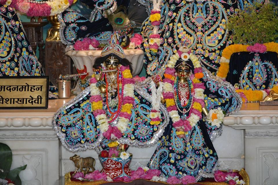 ISKCON Ujjain Deity Darshan 05 April 2016  (14)