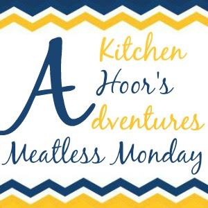 Grab button for A Kitchen Hoor's #MeatlessMonday