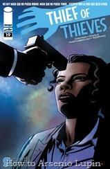 Actualización 09/05/2017: Heisenberg & Raziel 36 actualizan una serie ahora exclusiva del blog y la pagina de Facebook Comics Gravity, con el numero 19 de Thief of Thieves.