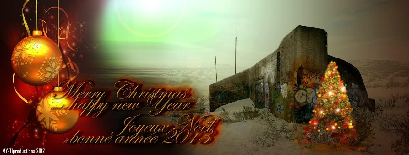 Joyeuses Fêtes et  Meilleurs Voeux de Bonne année  - Page 3 BunkerXmas