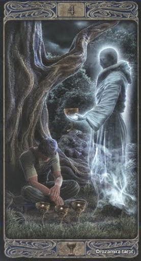Таро Призраков — Ghost Tarot 528_25