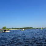 230-Het mooie Ijlst laten we achter ons en we varen de Geeuw op....