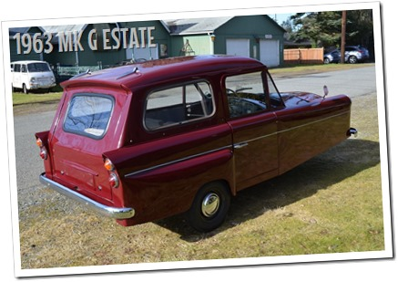 1963 Bond Cars MK G Estate - autodimerda.it