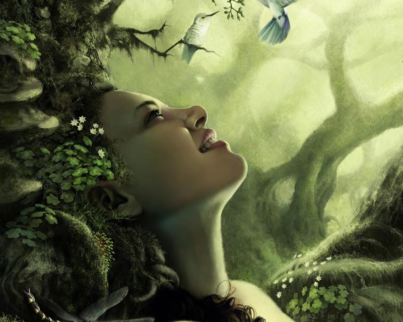 Green Master Of Trees, Fairies 1