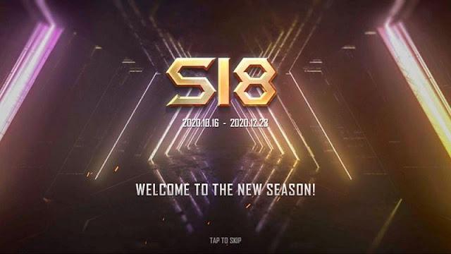 Free Fire: 18. Sezon çıkışı, bitiş tarihi ve saati açıklandı