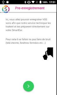 SmartEar Recorder - náhled