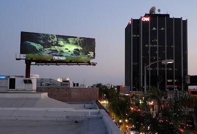 Tim Simmons The Urban Land Project billboard