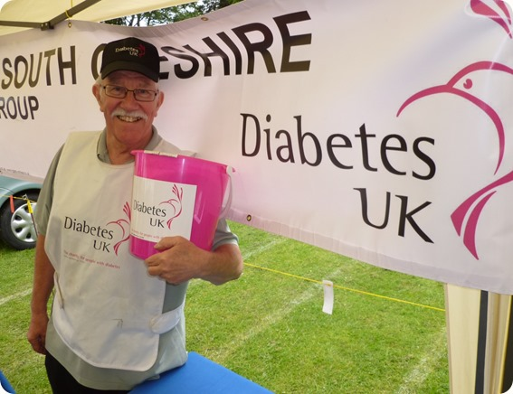 Diabetes UK Garden Party 2015 - Ken Sambrook