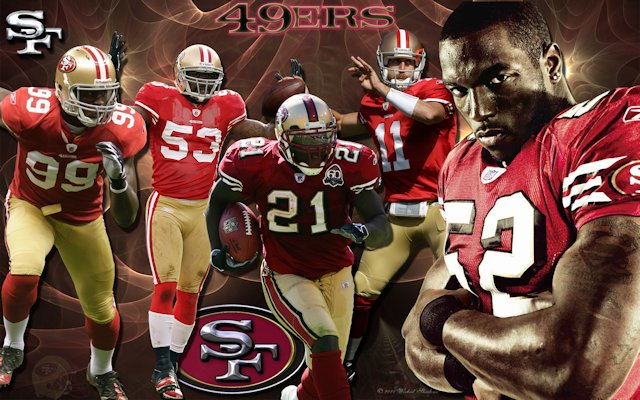 San Francisco 49ers Team Wallpaper