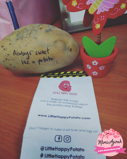 Dengan Little Happy Potato