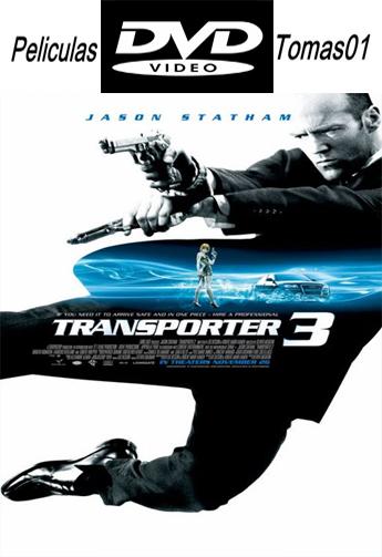 El Transportador 3 (The Transporter 3) (2008) DVDRip