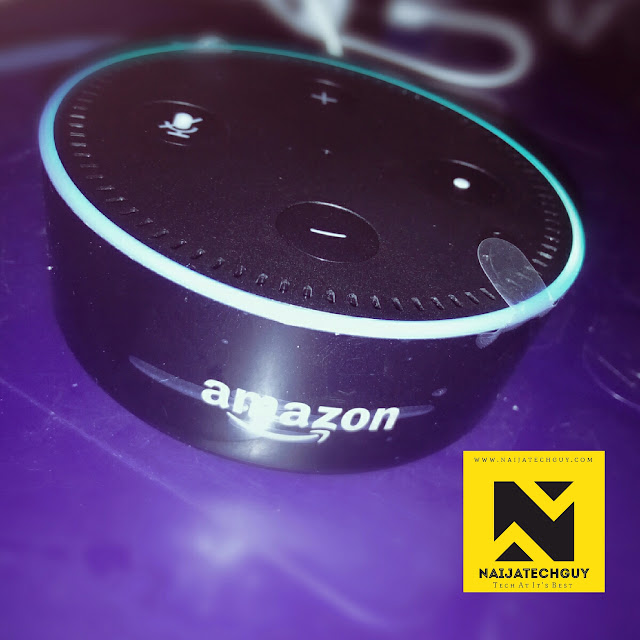 Amazon Echo Dot Review - The Smartest Digital Assistant Is Now Available In Nigeria 2