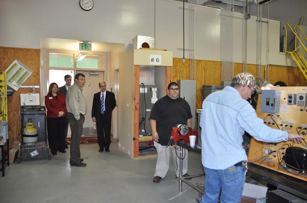 U of A System President Dr. Donald Bobbitt Visit - DSC_0274.JPG