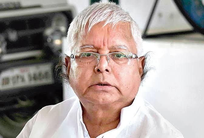 राजद सुप्रीमो Lalu Yadav की तबीयत बिगड़ी, सीने में दर्द की शिकायत के बाद दिल्ली AIIMS पहुंचे