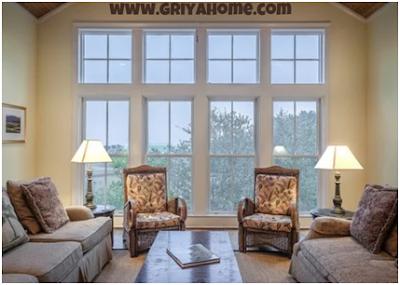 Pengaturan Jendela dan Tanaman Di Rumah Anda