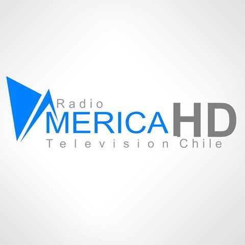 Logo América TV Chile