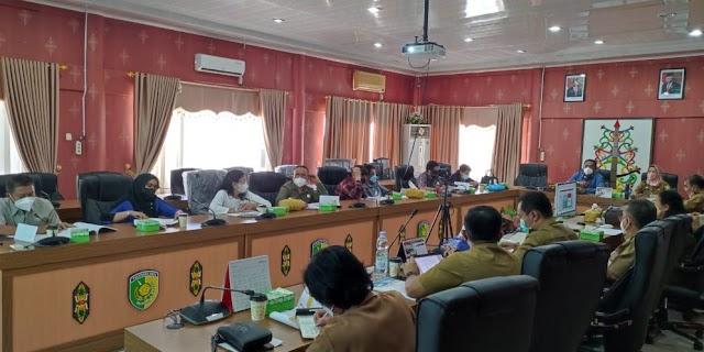DPRD Kota Mulai Membahas Rancangan KUA-PPAS APBD 2022