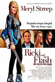 Baixar Filme Ricki and the Flash: De Volta Para Casa (2015) Dublado Torrent Grátis