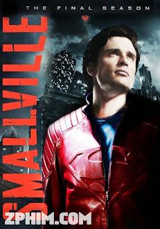 Thị Trấn Smallville 10 - Smallville Season 10 (2010) Poster