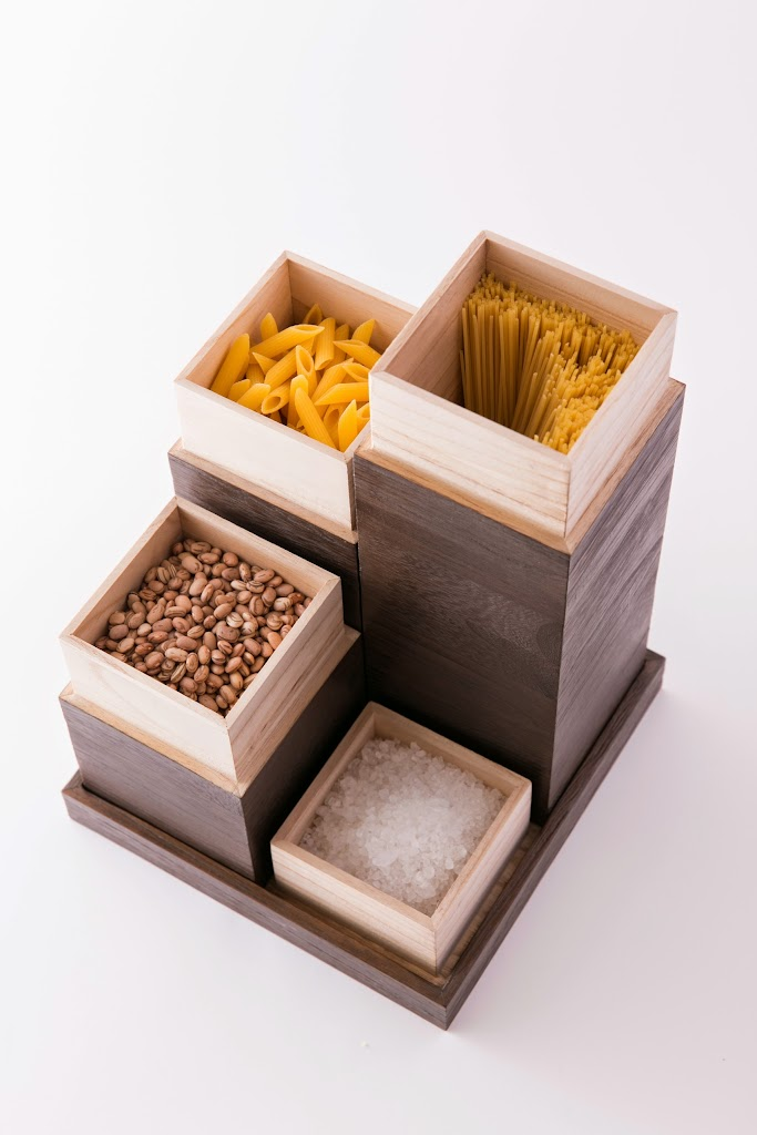Kiri Pasta Spice Organizer