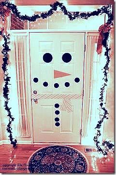 decoracion de puertas y ventanas navidad  (6)