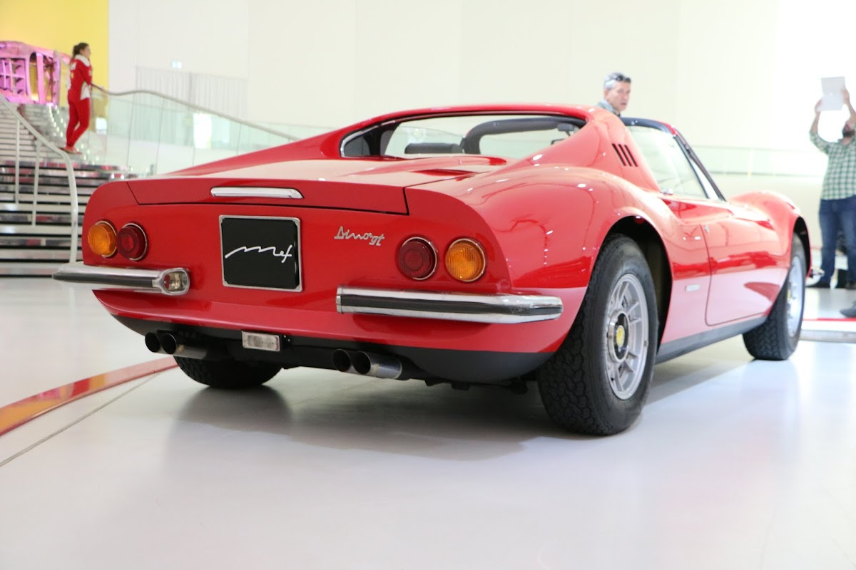Modena - Enzo Museum 0073 - 1969 Dino 246 GT.jpg