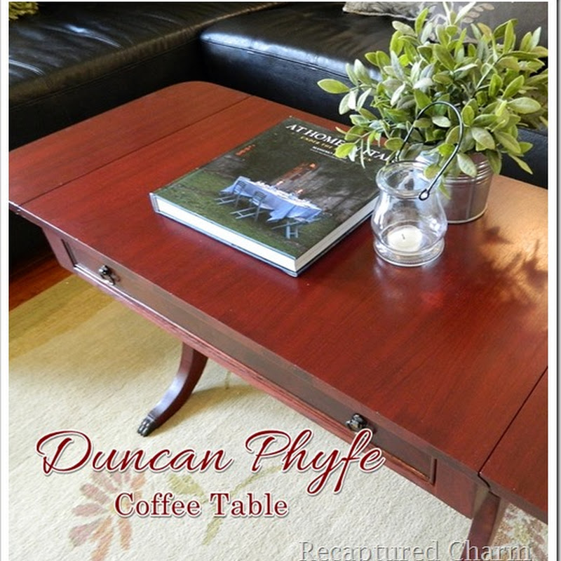 Recaptured charm for Coffee table near me