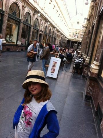 Passage de la reine Bruxelles
