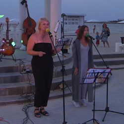 Отчетный концерт группы «Кефаль по 220»  «Вечерний джаз»  (Черноморский РДК)