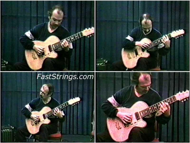 Lenny Breau - Master Class