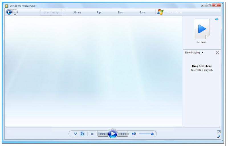 টিঊনার মাইক্রোসফ্ট সিরিজ – Windows Media Player 12 XP র জন্য