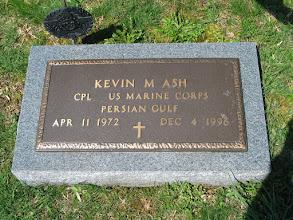 Photo: Ash, Kevin M.