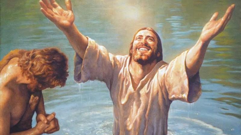 Con Chí Ái Của Cha (lễ Chúa Giêsu chịu phép rửa)