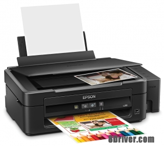 Review Epson L210 – All in One Printer – Download Driver
