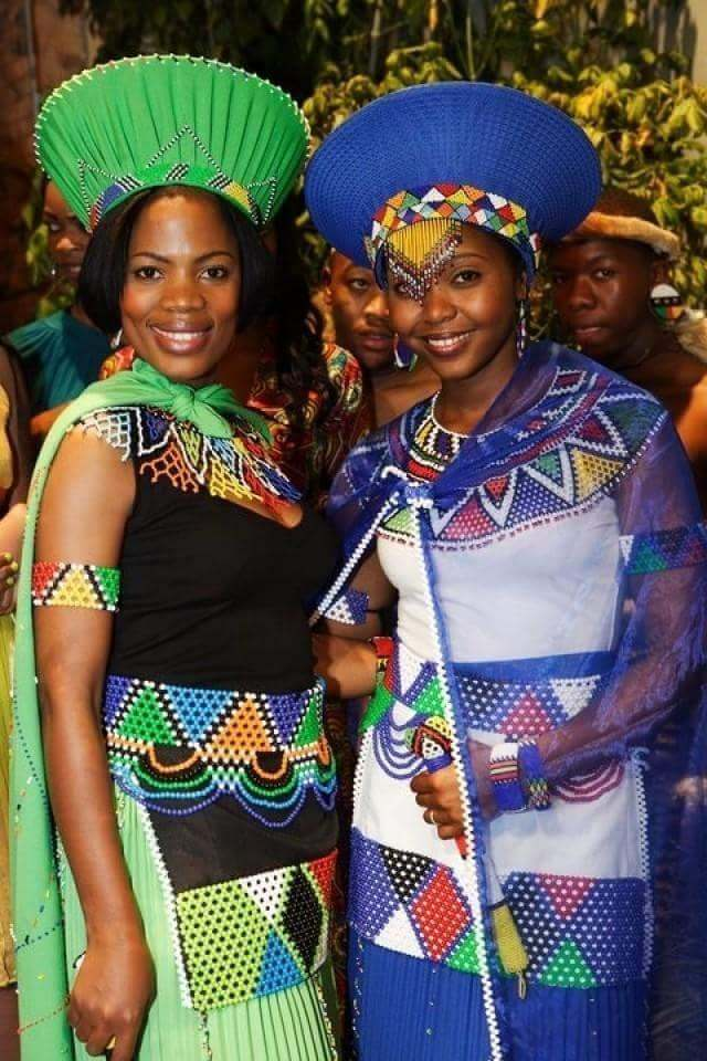 ∭ Latest Zulu Traditional Wedding Outfits 2017∭ 2018