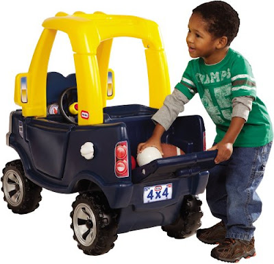 Đồ chơi Xe chòi chân Little Tikes Cozy Truck