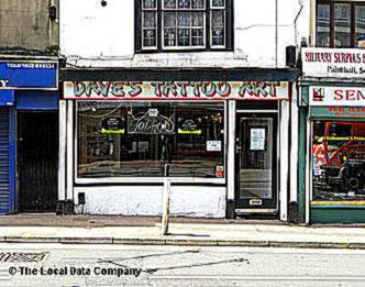 Daves Tattoo Art   Local Data Search